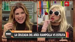 Download Entrevista cruzada: Alessandra Rampolla Vs. Estelita - Morfi Video
