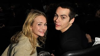 Download Dylan O'Brien Supports Girlfriend Britt Robertson's New Netflix Show With ADORABLE Tweet Video