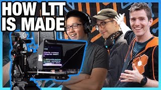 Download How Linus Tech Tips Videos Are Made | Start to Finish Process Video