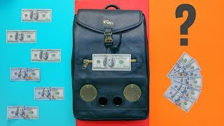 Download The $1,300 Tech Backpack...with Speakers Video