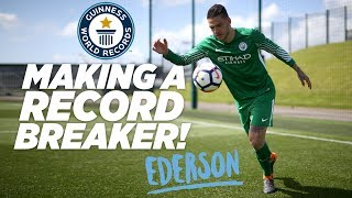 Download MAKING A RECORD BREAKER | EDERSON DE MORAES | Guinness World Records Video