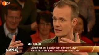 Download Kabarettist Max Uthoff und Günter Verheugen bei Markus Lanz 04.04.2012 - die Banananrepublik Video