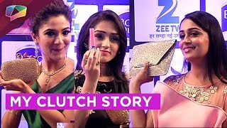 Download TV actresses reveals what's in their Clutch Video