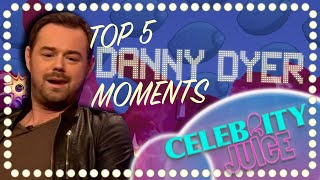 Download Top 5 Danny Dyer Moments! | Celebrity Juice | Best Bits Video