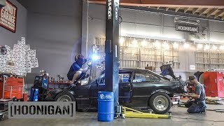 Download [HOONIGAN] DT 065: $500 BMW Bill Caswell meets our $350 BMW E36 (Part 1) Video