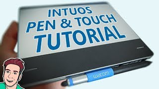 Download Wacom Intuos Pen and Touch [Tutorial] Video
