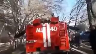 Download пожар города Сатпаев 30.11.2016.... Video