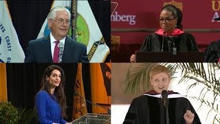 Download Highlights From the Best Commencement Speeches of 2018 Video
