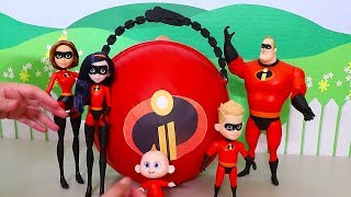 Download LOL Big Surprise CUSTOM Ball Incredibles 2 DIY ! Toys and Dolls Kids Fun Opening Blind Bags | SWTAD Video