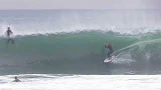 Download Pros SCORE extremely RARE wave - Kolohe Andino, Griffin Colapinto, Yadin Nicol & more Video