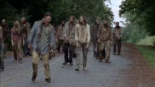 Download The Walking Dead 5x10 - Pushing Walkers Off The Road [HD 1080p Blu-Ray] Video