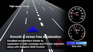 Download Nissan's Next Generation CVT   Autoblog Video