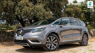 Download Renault Espace: Silenciosa, cómoda, e innecesariamente elevada [PRUEBAS - #POWERART] S04 - E61 Video