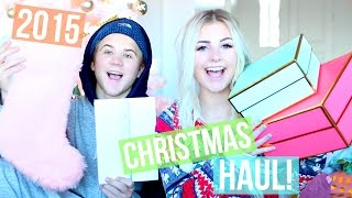 Download WHAT I GOT FOR CHRISTMAS! Married Gift Swap! | Aspyn Ovard Video