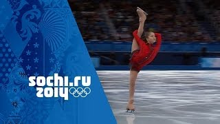 Download Yulia Lipnitskaya's Phenomenal Free Program - Team Figure Skating | Sochi 2014 Winter Olympics Video