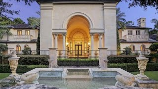 Download La Perse, An Iconic Estate in Houston, Texas Video