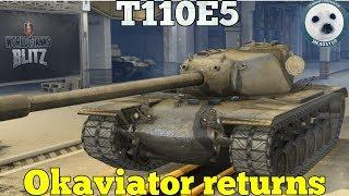 Download Wotb: T110E5 | Okaviator returns Video