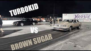 Download Brown Sugar Takes on BIG TURBO Grand National!!! Video