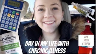Download DAY IN MY LIFE with Ehlers Danlos Syndrome, a Feeding tube, and Homeschool Video