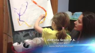 Download Childrens Play Therapy with the Lifeworks Group and Katie Zuverink LPC Intern in Dallas Video