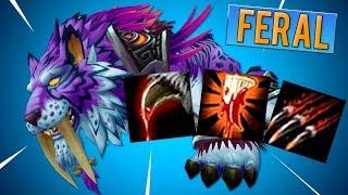 Download FERAL 1V5! (5v5 1v1 Duels) - Not Assassination Rogue PvP WoW Legion 7.3.5 Video