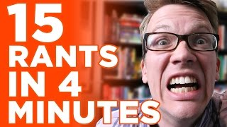 Download 15 Rants in Four Minutes Video
