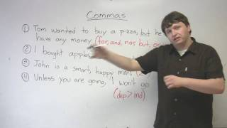 Download How to Use Commas in English Writing Video