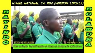 Download HYMNE NATIONAL YA RDC (VERSION LINGALA) Video