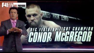 Download Robin's Breakdown: UFC 205 - Eddie Alvarez vs. Conor McGregor Video