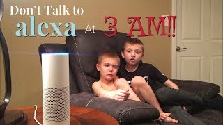 Download Don't Talk To Alexa at 3AM! Video