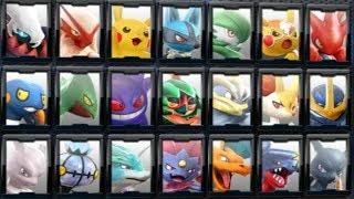 Download Pokkén Tournament DX - All Characters Video