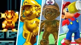 Download Evolution of Gold Mario (2012 - 2019) Video