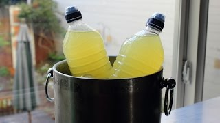 Download Make Your Own Sports Drink! How to Make ″Greaterade″ - Homemade Sports Drink Recipe Video