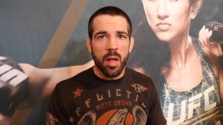 Download UFC fighters discuss cauliflower ear and how to deal with it Video