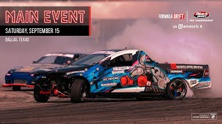 Download FD Texas 2018 - Main Event LIVE! Video