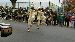 Download NSU tunnel after A&T game. Video
