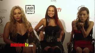 Download Push Girls at Aid Still Required ″Big Easy Juke Joint″ Event Arrivals Video