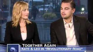 Download Kate Winslet & Leonardo DiCaprio - The Today Show Video