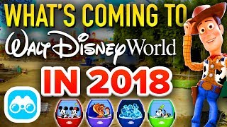 Download What's Coming To Walt Disney World in 2018? Video