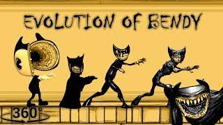 Download Evolution Of Bendy 360 Video