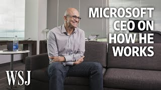 Download Microsoft CEO Satya Nadella: How I Work Video