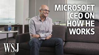 Download Microsoft CEO Satya Nadella: How I Work Video