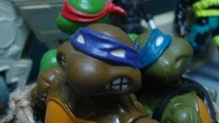 Download TMNT ep 3 - Turtles of the future (stopmotion) Video