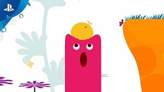 Download LocoRoco Remastered - Launch Trailer | PS4 Video