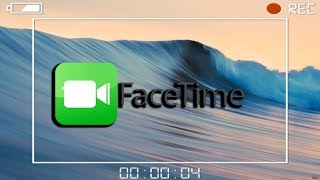 Download How to Record FaceTime Video Call on Mac and iPhone/iPad Video