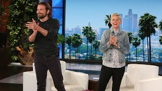 Download Bradley Cooper Talks 'A Star is Born' Video