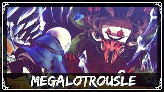 Download [Undertale Remix] SharaX - Megalotrousle Video