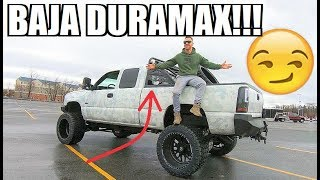 Download INTRODUCING THE BAJA DURAMAX!!! This Thing is INSANE... Video