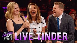 Download Late Late Live Tinder w/ Chelsea Handler Video