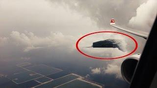 Download Top 5 UFO ghé thăm trái đất được Camera vô tình quay lại trên máy bay. Video